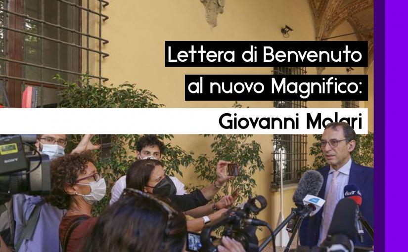 Welcome to Giovanni Molari